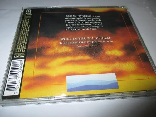 cd sons da natureza wolf in the wilderness