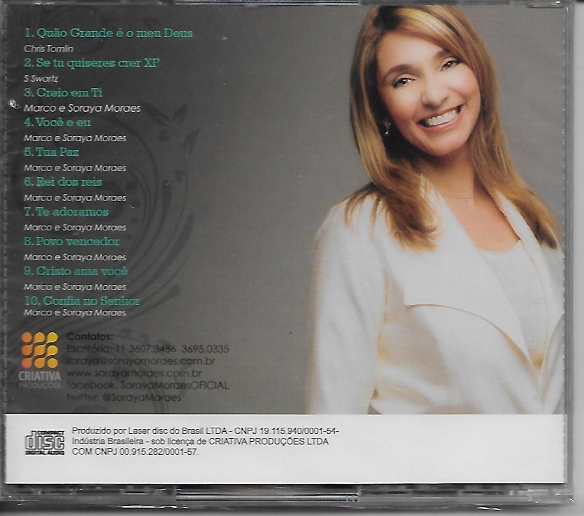 MORAES SORAYA PLAYBACK CD ESPERANA BAIXAR MINHA