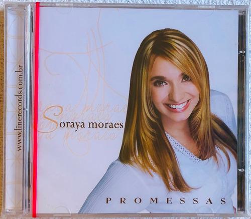 cd soraya moraes promessas (2006) lacrado original raridade