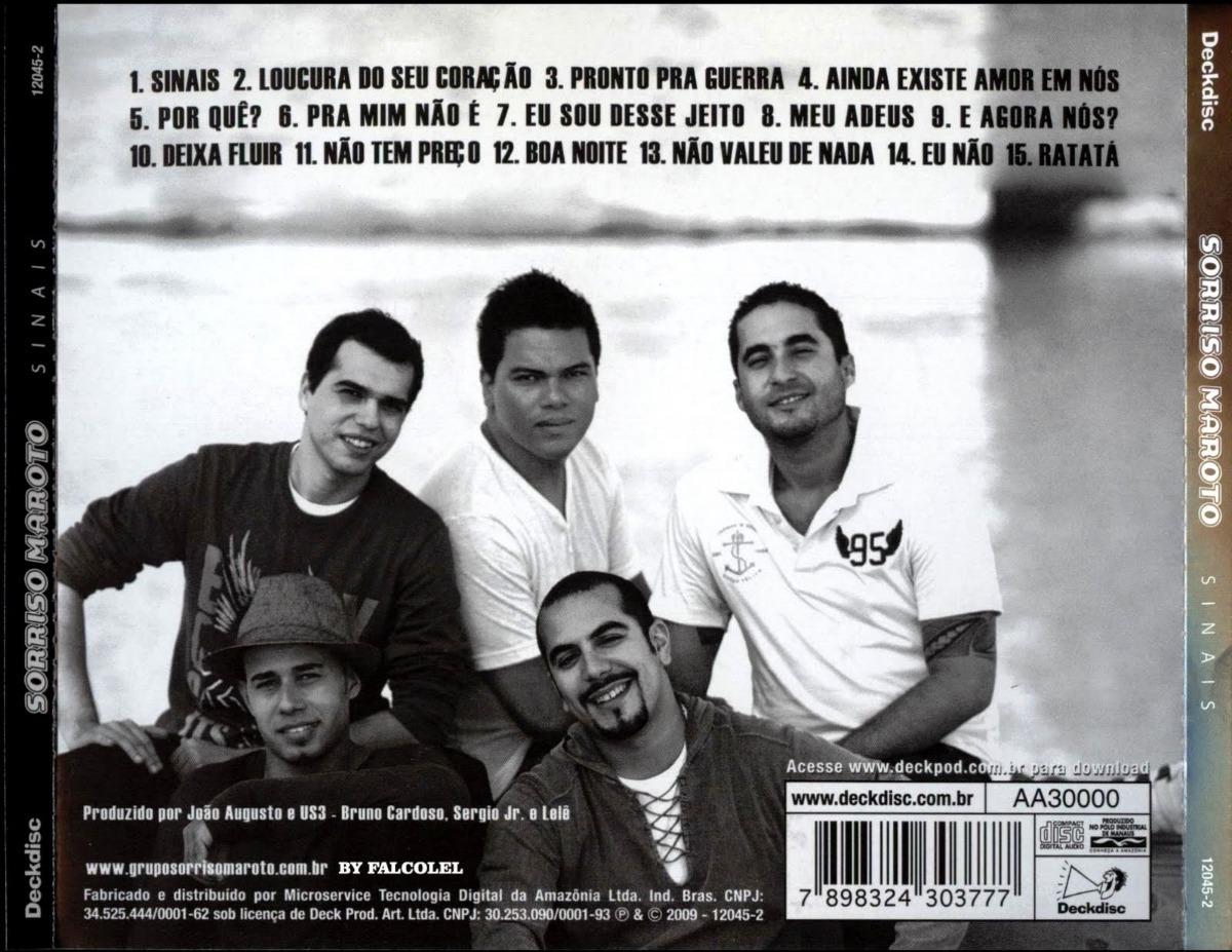 DIFERENTE BAIXAR COMPLETO SORRISO MAROTO CD