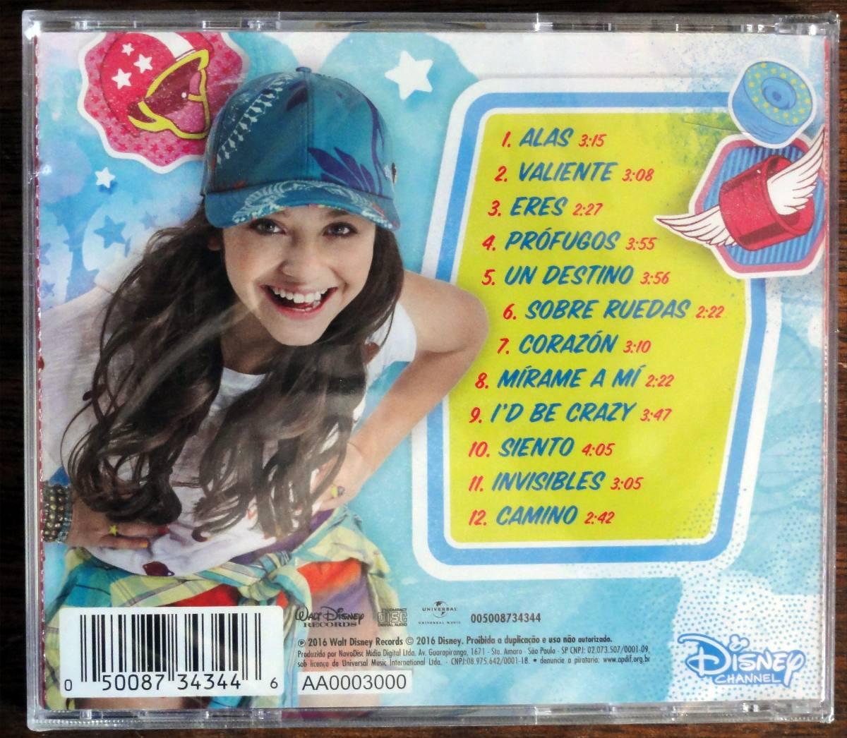 d2daf4cd0413c Cd Sou Luna - Trilha Sonora Disney - Original - Lacrado!! - R  25,00 ...