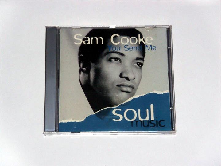 Cd Soul Music - Sam Cooke