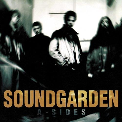 cd soundgarden - a-sides nuevo y sellado obivinilos