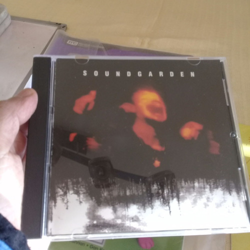 cd soundgarden - superunknown usa impecable