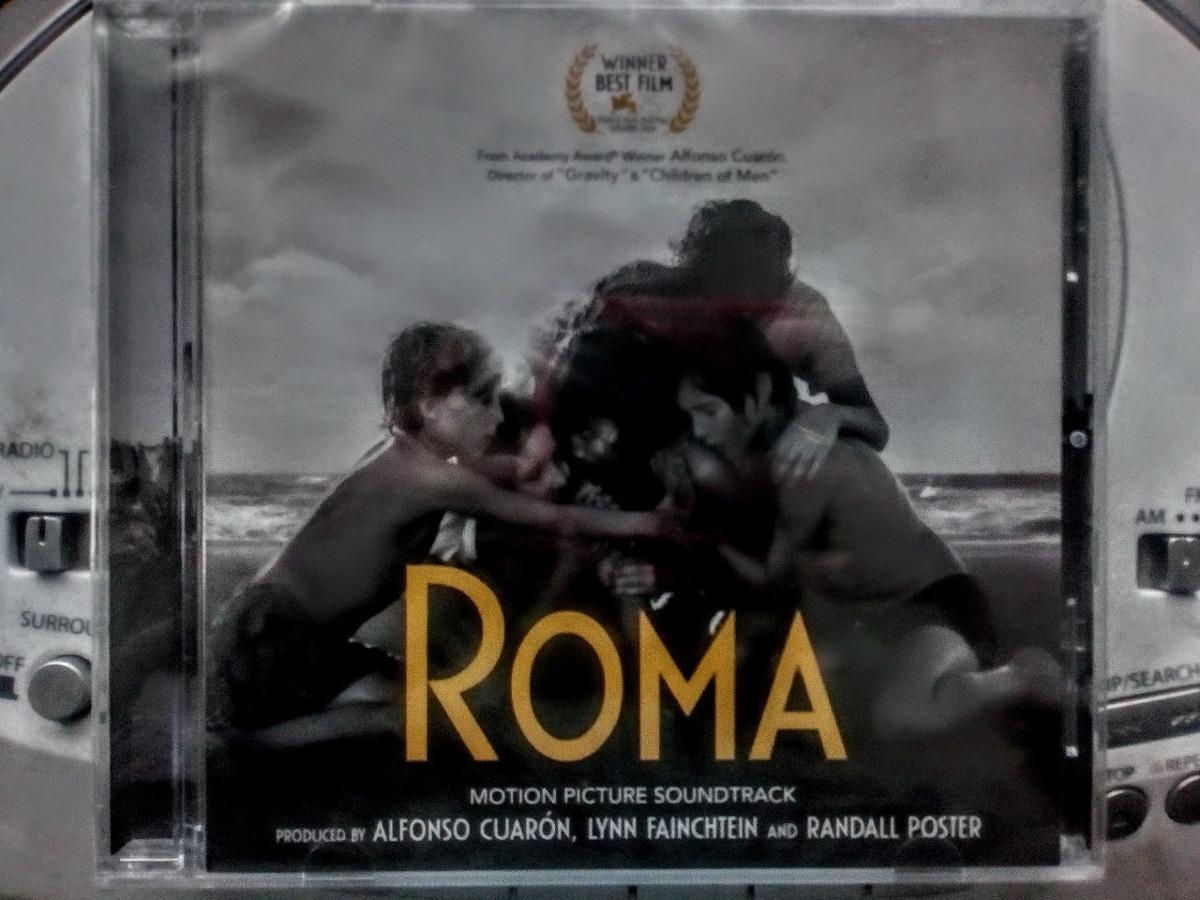 cd soundtrack de la pel cula roma 2018 smm netflix nuevo. Black Bedroom Furniture Sets. Home Design Ideas