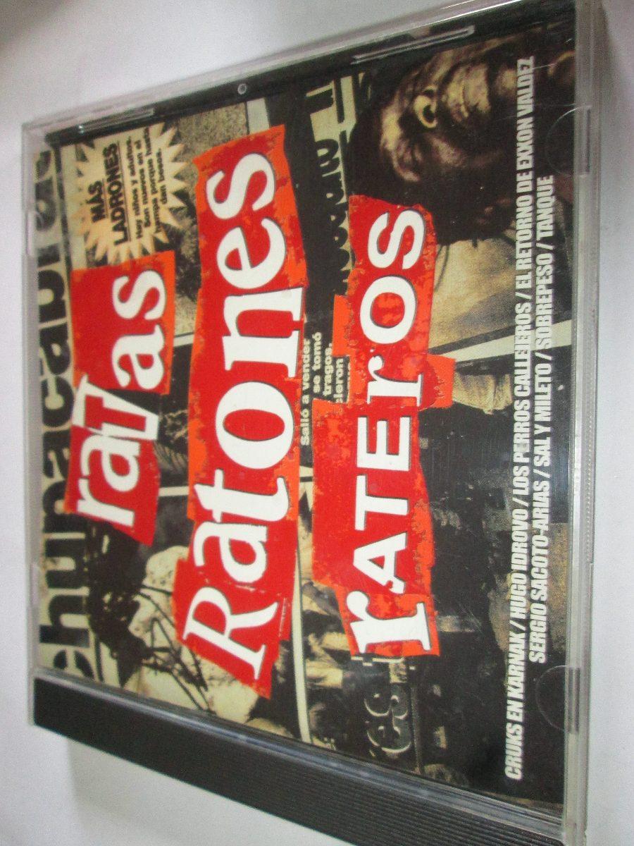 ratas ratones y rateros soundtrack