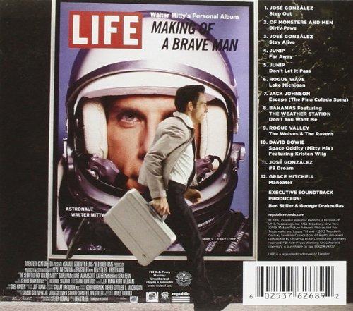 cd : soundtrack - the secret life of walter mitty (origi...