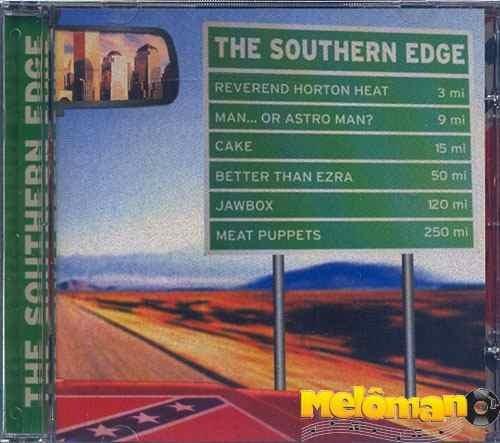 cd  southern edge coletânea indie rock - 250b172