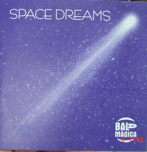 cd  space  dreams  -  bala mágica  - b63