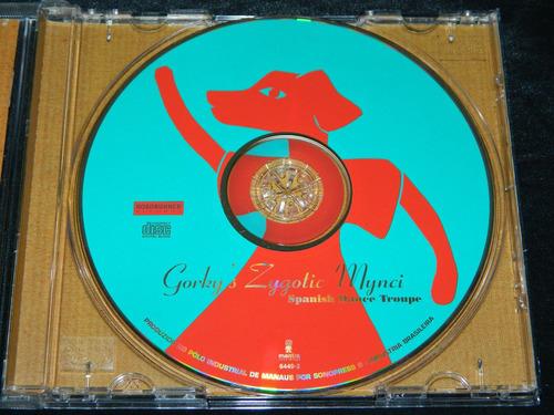 cd spanish dance troupe gorky's zygotic mynci