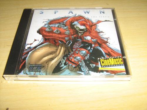 cd spawn - the album