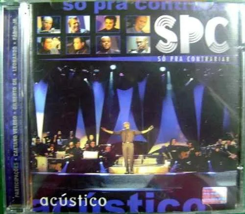 cd de so pra contrariar acustico