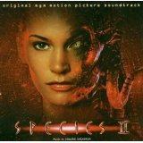 cd species ii by ed shearmur (1998) - soundtrack