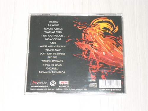 cd spice and the rj band - shave your fear (spiritual beggar