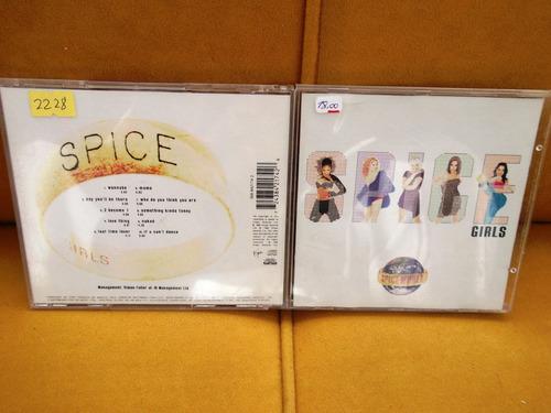 cd spice girls é 1º cd das spice girls e com o encarte do 2