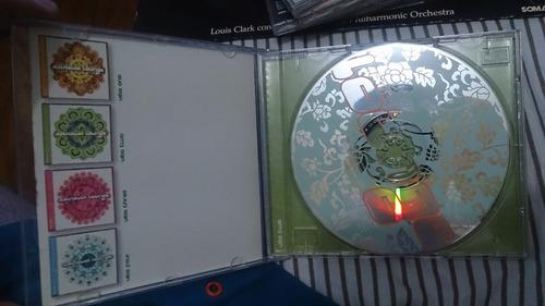cd spiritual lounge vibe two