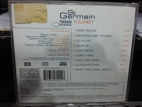 cd - st germain - tourist