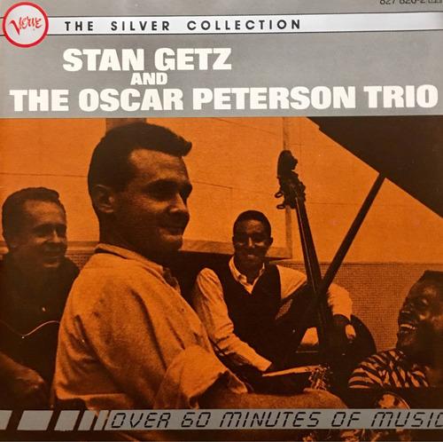cd stan getz and the oscar peterson trio importado