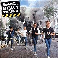 cd status quo - heavy traffic (novo/lacrado)