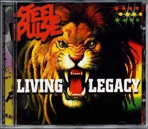 cd steel pulse living legacy novo imporatdo