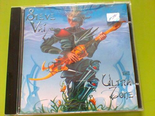 cd steve vai  /  the ultra zone   ---  1999   (frete grátis)