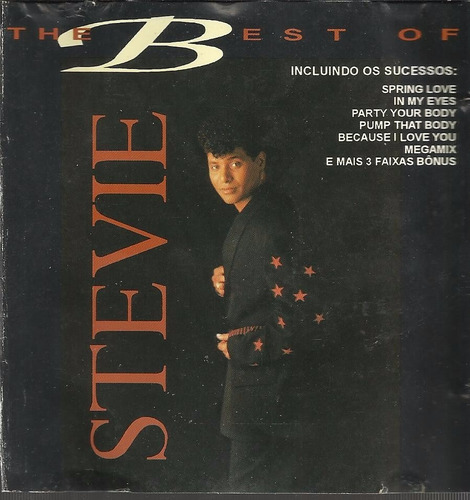 cd stevie b the best of 1993