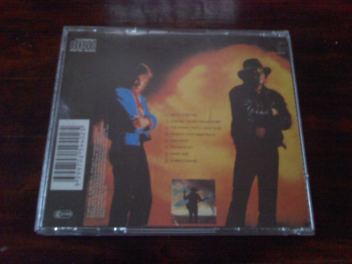 cd stevie ray vaughan / couldn't stand the weather