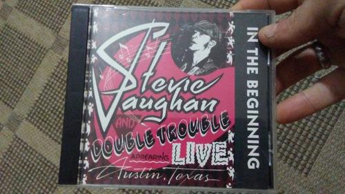 cd stevie ray vaughan in the beginning