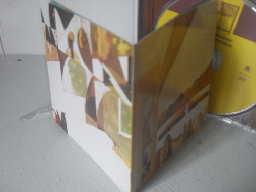 cd stevie wonder - innervisions  importado