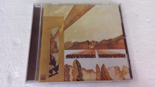 cd stevie wonder - innervisions  importado