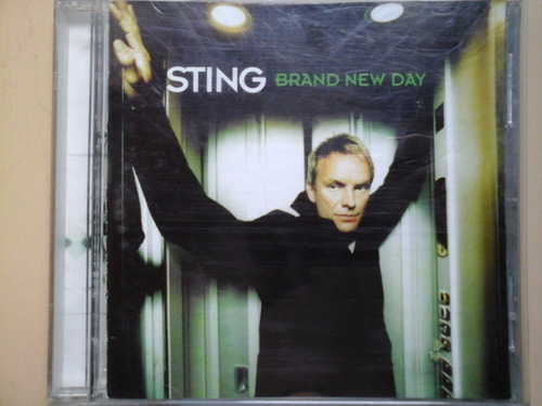 cd  sting brand new day exc estado