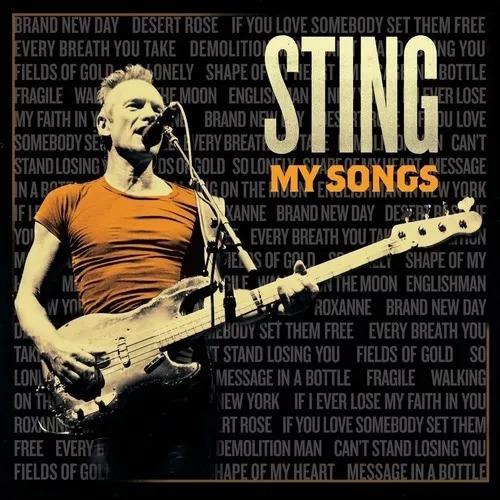 cd sting my songs nuevo 2019