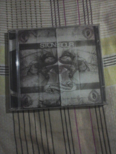 cd stone sour: audio secrecy