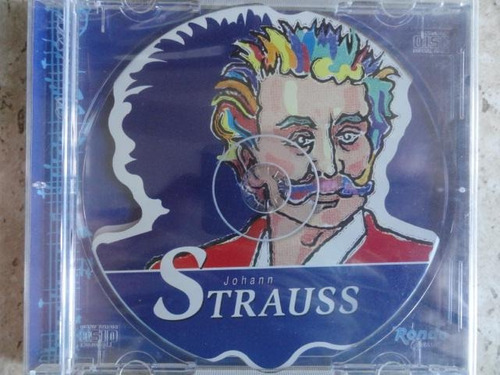 cd - strauss - música clássica