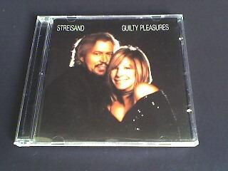 cd streisand guilty pleasures