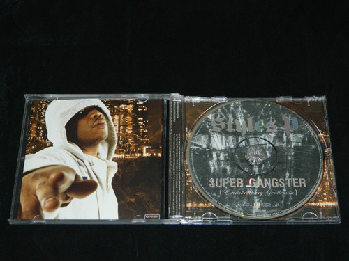 cd styles p super gangster
