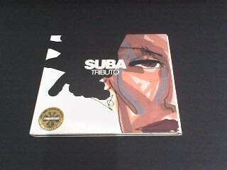cd suba tributo   (original) capa digipack