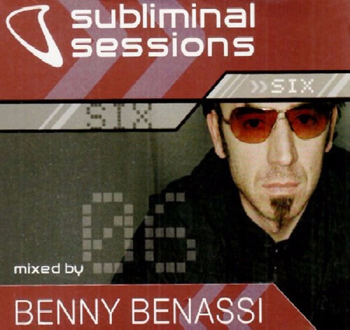 cd subliminal sessions six by benny benassi somente o cd 2