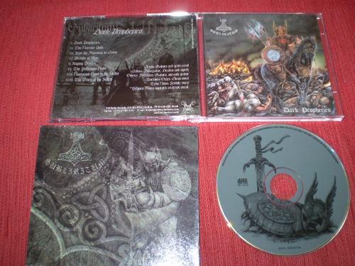 cd subliritum - dark prophecies liimbonic art dimmu cradle