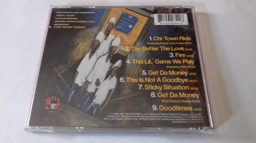 cd subway  good times   (importado)