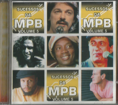 cd sucessos da mpb 5 caetano veloso tom jobim fagner djavan