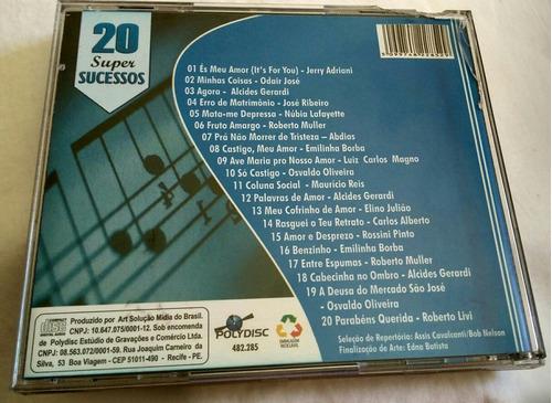 cd sucessos do povo (20 super sucessos) vol.1