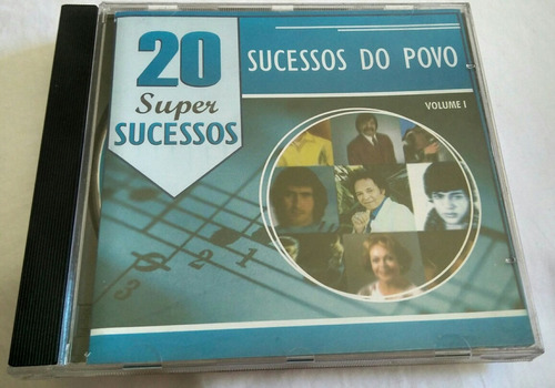 cd sucessos do povo (20 super sucessos) vol.1