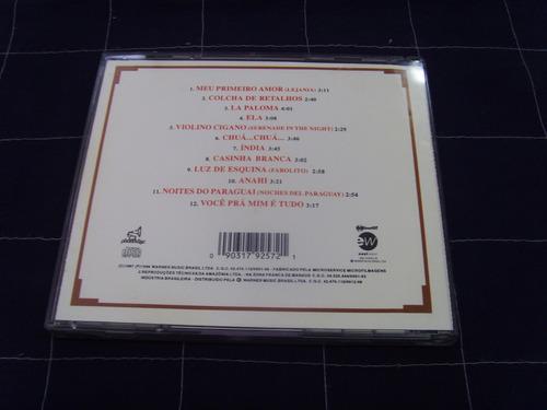 cd - sucessos inesquecíveis de cascatinha a inhana