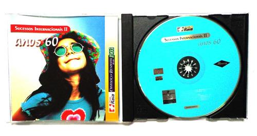 cd sucessos internacionais ii - anos 60