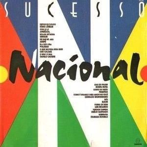 cd sucessos nacional 1991 - som livre 'original'