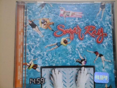 cd sugar ray 14.59  excelente estado