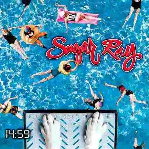 cd - sugar ray - 14:59 - lacrado