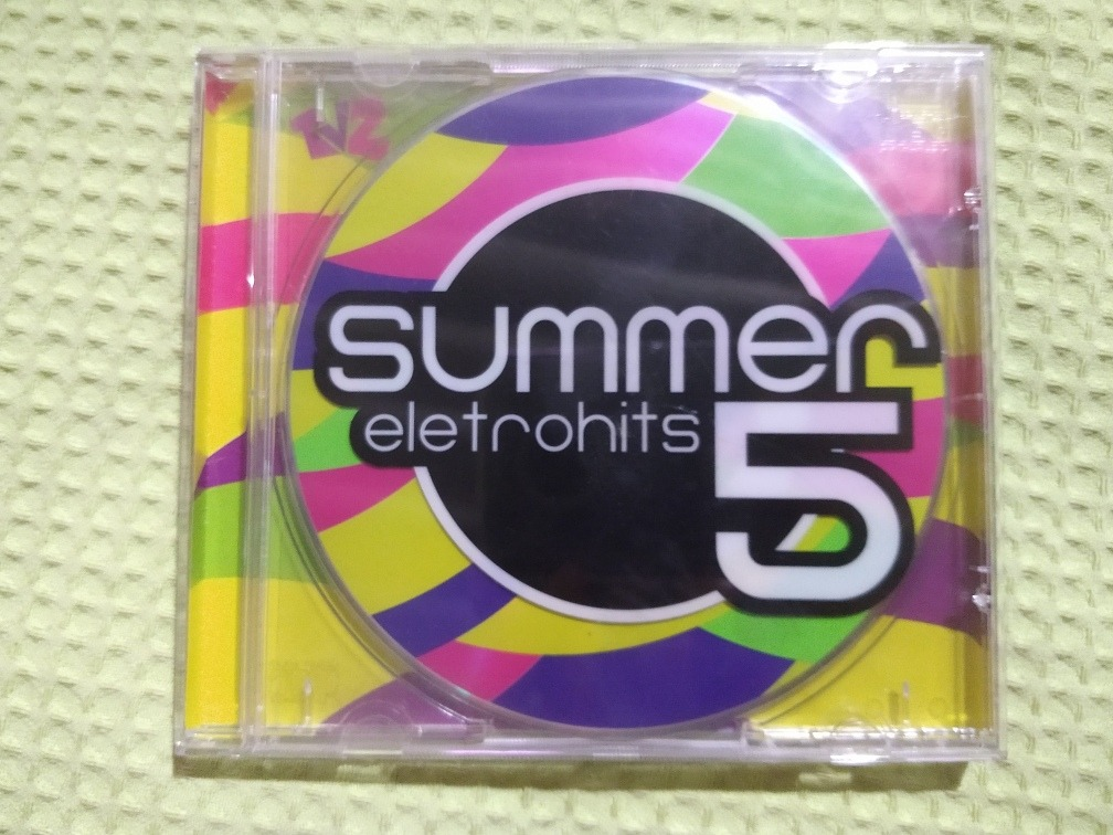 cd summer eletrohits 5 grtis