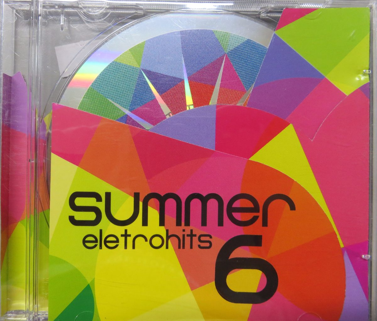 cd summer eletrohits 6 gratis